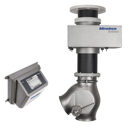 Minbea Intec Vistus Freefall Metal Detection System