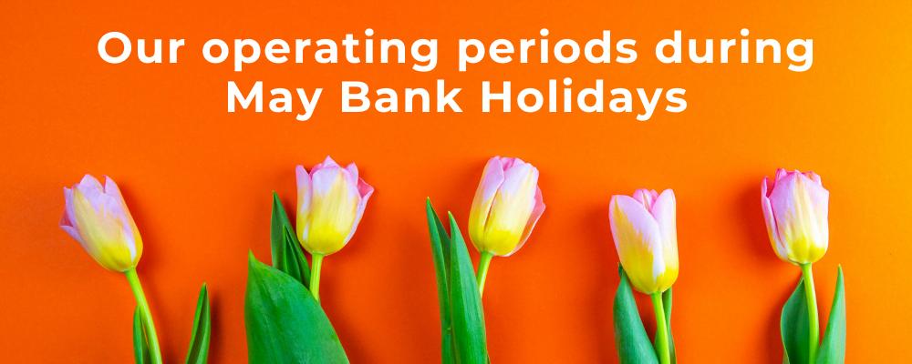 NB Bank holidays header